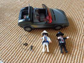 Spielzeug: Lego, Playmobil - Rarität Spielzeug Playmobil Fluchtfahrzeug Gangster