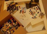 Lego- Karton gemischt