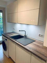 Hochwertige Einbauküche mit Geräten Küche