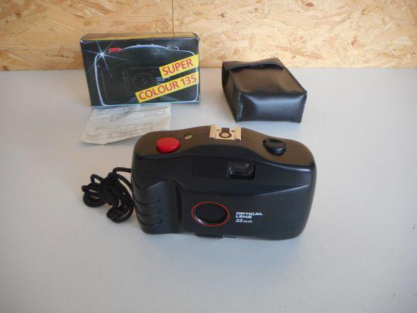 Analog Kamera Optical Lens 35 mm, Neu - unbenutzt