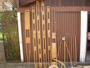 Holzgerüst für Klepper Aerius