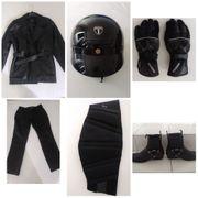 Motorrad Kleidung Set Damen