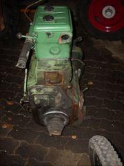 Güldner Motor 2 D 15