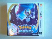 Pokemon Mond 3DS