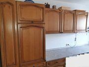 Einbauküche 320 cm breit Eiche