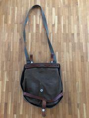 Retro Sattel Tasche