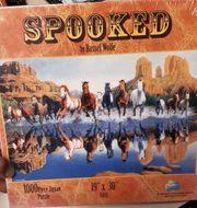 Puzzle Pferde i Wasser Rarität