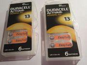 DURACELL ACTIVAIR 13 Hörgerätebatterie