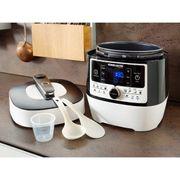 Küchenmaschine Dampfdruck Multikocher