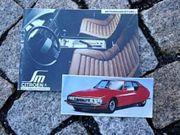 Betriebsanleitung Citroen Maserati SM Injection