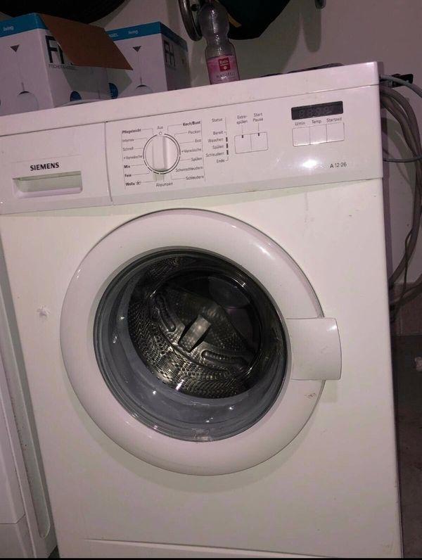 Waschmaschine Siemens 5 Kg