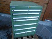 Lista Dick - Schubladenschrank - Werkzeugschrank - Metallschrank