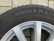 4x Alu-Winterkompletträder Seat Alhambra VW