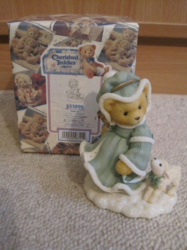Cherished Teddies - Felicia -