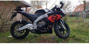 Verkaufe Aprillia RS 125 schwarz