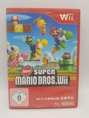 Wii Wii U Super Mario