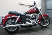 Harley Auspuff Remus Switchback Low