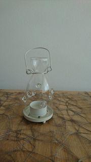 Glas für Teelicht