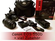 Top Canon EOS 550d mit