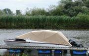 Holzboot Motorboot Werftbau
