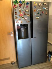 LG Side-by-Side Kühlschrank mit Festwasseranschluss