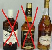 Sammlungsauflösung 1 Flasche Cognac