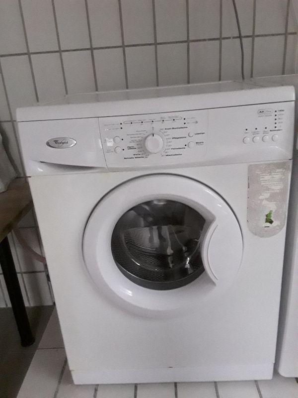 Waschmaschinen Whirlpool günstig gebraucht kaufen ...
