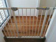 Schutzgitter für die Treppe
