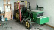 1 720mm Ackerschiene Acker-Schiene Traktor Dreipunkthydraulik Kat
