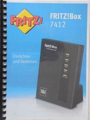 FRITZ Box 7412