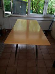 Designer Tisch Ahorn