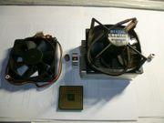 CPU Kühler mit Lüfter Schrauben