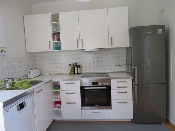 Bosch Kombi Kühlschrank : Einbauküche von ikea inkl bosch herd ofen kombi und beko