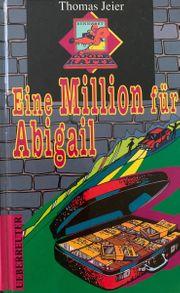 Buch Eine Million für Abigaie