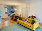 Wohnzimmer Couch gelb