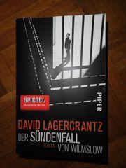 Buch Roman David Lagercrantz Der