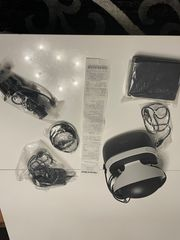 Playstation VR Brille mit 4