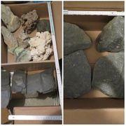 Steine für Garten und Aquarien