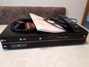 DVD-Rekorder und VHS-Player Kombination RCT689H
