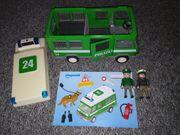 Playmobil Polizei-Mannschaftswagen 3160