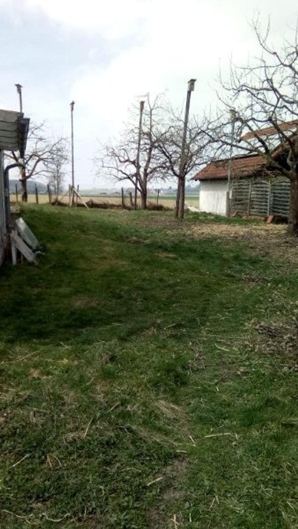 Gartengrundstück 400qm ruhig