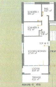 3-Zimmer Erdgeschosswohnung in Dornbirn