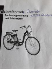 E-bike City gebraucht 28 zoll