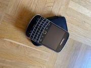 Blackberry Bold Black OVP Sehr