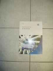 VW Selbststudienprogramm 258 Der New