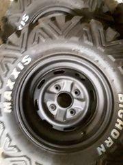 Stahlfelgen komplettsatz Big Horn Reifen
