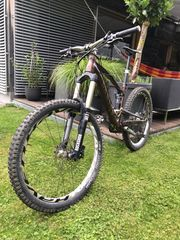 Canyon Strive Enduro Mountainbike 26