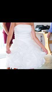 Standesamtkleid Hochzeitkleid