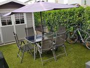Gartenmöbel Set mit