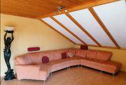 Sehr schöne grosse Couch